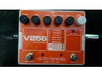 Electro Harmonix v256 Vocoder Pedal