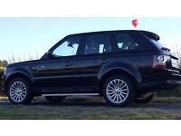 Range Rover Sport 3.0 TD V6 SE 5dr, 2 Keys, MOT Expires: 21 July 2017