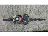 Robin professional Japanese quality hedge cutter large blades very expensive new