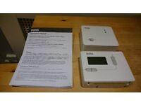BOSS Wireless Programmable Digital Thermostat - Like New £40