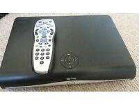 sky hd box with original sky remote