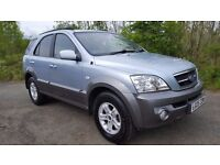 Kia Sorrento 2.5 T Diesel **4x4**AUTOMATIC*YEARS MOT*TOWBAR*Great Driver*Part Ex & Cards Welcome*