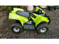 kids quad bike petrol