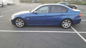 BMW 3 Series 2.0 320d SE 4dr Best price to buy! 2007 (07) Saloon 141,000 Miles 2.0 Diesel