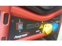 Powermate petrol generator