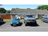 1990 Landrover Discovery 200tdi Aviemore