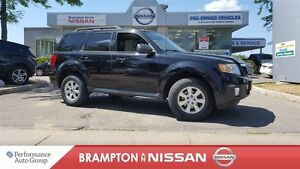 2010 Mazda Tribute GT V6 *Leather,Rear View Camera,Sunroof,4x4*