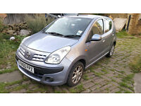 2010 Nissan Pixo. 5 DOOR, 4 SEATER 1.0 PETROL. VERY LOW MILEAGE. DRIVE AWAY