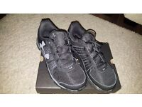 UNDER ARMOUR TRAINERS , BLACK, Size 4.5 Brand new and boxed