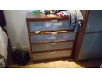 Ikea Wardrobe and drawers for sale