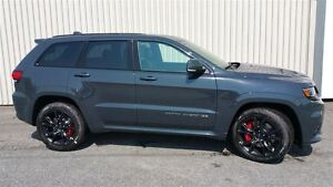 2017 Jeep Grand Cherokee SRT +Toit Pano, Audio SRT, Hitch+