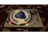 Gemini High Torque PT 2000 Mk3 Professional DJ Turntable