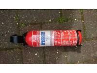 Firemaster FM 20 fire extinguisher 0.6kg