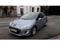 Peugeot 308 1.6 HDi Active 5dr - perfect condition