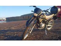 Yamaha xt125r supermoto learner legal.2007 mot till nov 2017