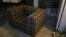 Chairs (7) - Large, chunky