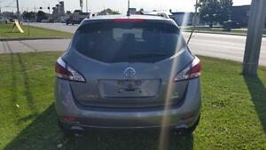 2012 Nissan Murano SL | LEATHER | MOONROOF | AWD | JUST TRADED | Cambridge Kitchener Area image 7