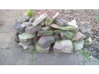 Rockery Stones for sale