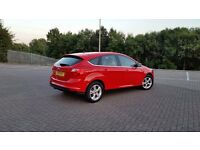 Ford Focus 2011 zetec new shape