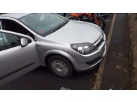 Vauxhall astra club 1.8 automatic