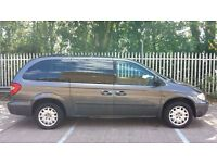 Chrysler Grand Voyager SE 2.8CRD LEFT HAND DRIVE 2006 (56 Reg) Stow & Go
