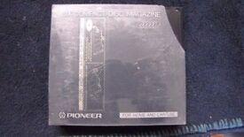 PIONEER 6-DISC MAGAZINE