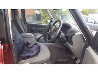 Land Rover Discovery TD5 Manual 7 seater