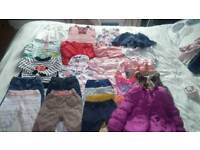 Girls 12-18 month winter bundle