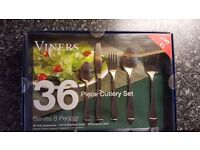 Viners Cutlerys brand new