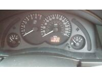 Vauxhall Meriva Life 8V 5 Door Hatchback