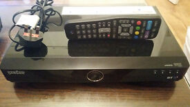 BT youview box DTR-T1000-GB-500GB with remote control -BEARLY USED- £25.00)