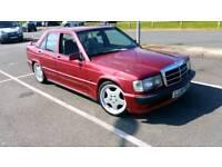 Mercedes 190e rare 2.6 MANUAL