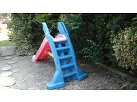 Childrens Outdoor Slide
