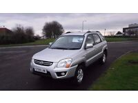 KIA SPORTAGE XE 4WD 2009,Alloys,Air Con,Full Service History,Immaculate Condition,Finance Available