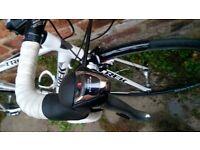 Trek Alpha 1.5 winter bike with extras