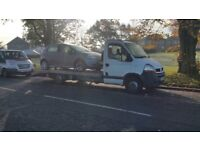 2008 Renault master recovery truck 1 years mot