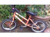 16 inches wheels bike