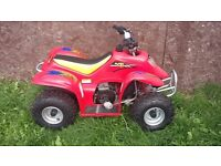 Blaney minx 50cc kids quad