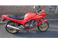 Yamaha Diversion xj600 good condition, 12 months MOT