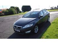 Ford Mondeo 1.8TDCi Zetec,2010(60)plate,Alloys,Air Con,Cruise,Full History,Demo+1 Lady Owner