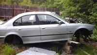 parting out 1998 540i v8 6 speed bmw