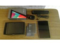 """Nexus 7 Tablet 7"""" Inch ASUS Portable Wi-Fi Android Tablet Games"""