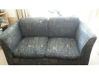 Two seater sofa Free!