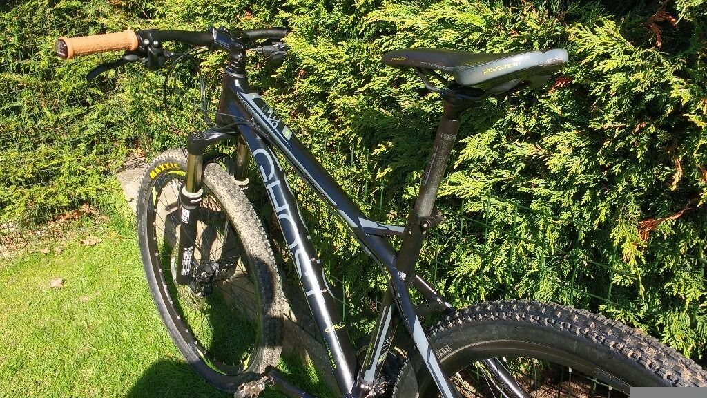Ghost Se 8000 Mountain Bike Size Small Good Condition Serviced