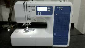 Brother FS100WT Free Motion Sewing Machine-Embroidery/Quilting
