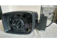 Brand new replacement passenger side wing mirror land range rover sport discovery.