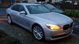 Great condition BMW 7 series for sale