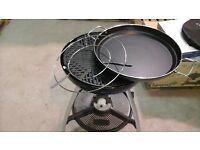 Cadac Carri Chef 2 Gas BBQ/Chef Pan Combo