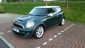 Mini Cooper SD 2.0 bmw diesel engine 6 speed. Fast economical and £30 a year tax