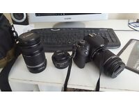 Selling my Canon EOS 700D and lenses + accessories